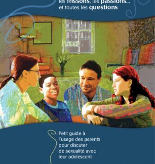 Guide aux parents pour discuter de sexualité