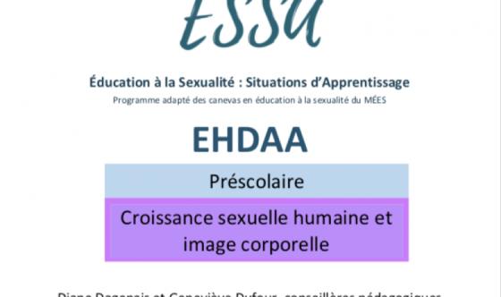 Programme ESSA pour les EHDAA