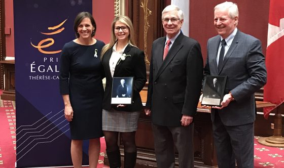Prix Égalité Thérèse-Casgrain